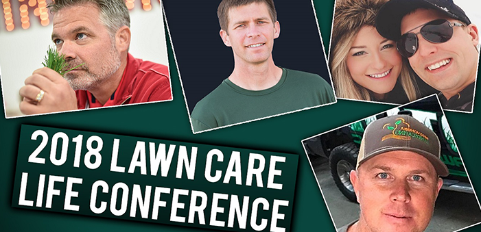 lawn care life conference